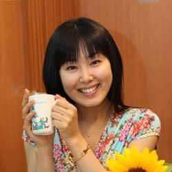 画像1: 声優 新井里美 CHOCOTTO COFFEE