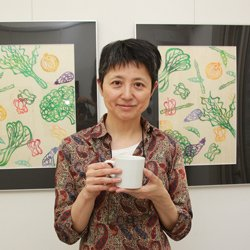 画像1: 剪画(せんが)作家 小野寺マヤノ Mayan Cafe