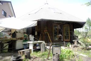 軽井沢 レザークラフト&シルバー 革の子工房