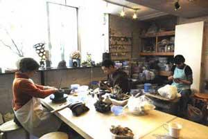西船橋 陶芸教室 陶芸 Space 釉