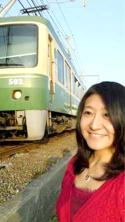 鉄道ジャーナリスト渡部史絵(わたなべしえ)
