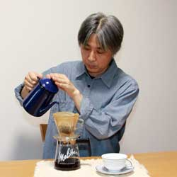マイコーヒー店長